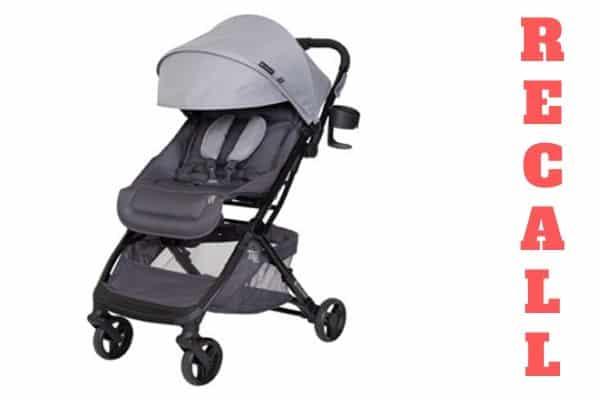 baby trend recalls