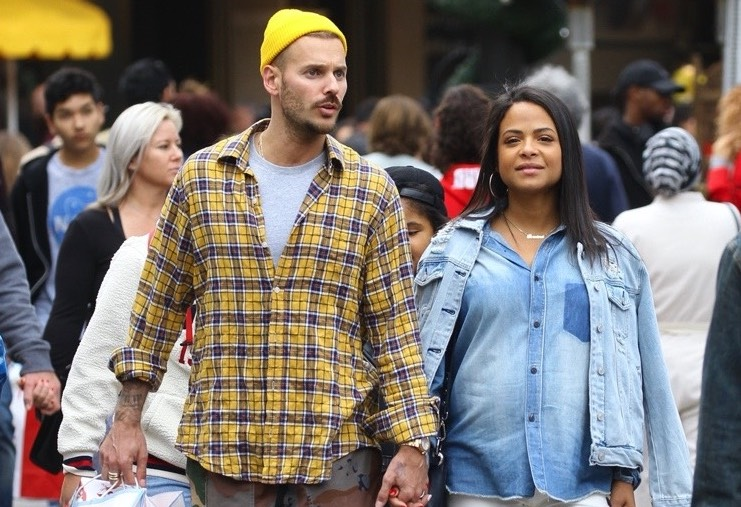 Mama To Be Christina Milian Preps For Baby