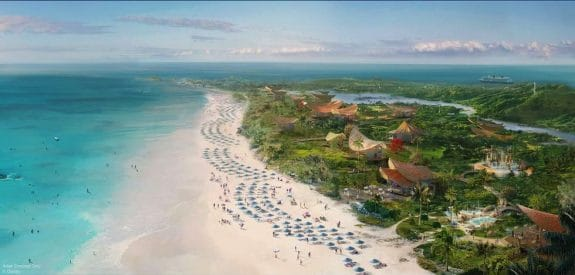 DCL Announces Exclusive Resort On Private Island In Bahamas
