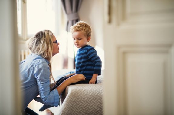 Study Says Parents Can Curb the 'Terrible Twos' by Letting Their Children Take the Lead