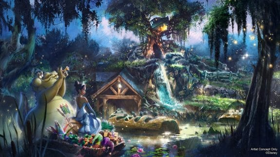 Disney Announces Redesign of Iconic Splash Mountain