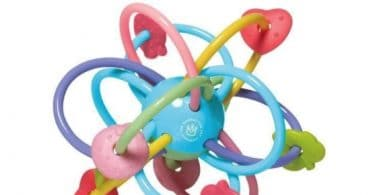 RECALL- 22,000 Manhattan Toy Manhattan Ball Activity Toys Due to Choking Hazard