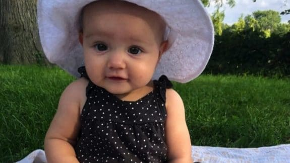 Zoe Smith - Family Searching for Marrow Donor as Toddler Fights Rare Blood Cancer