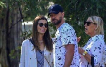 Justin Timberlake & Jessica Biel Welcome Second Child