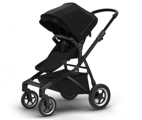 RECALL:   4,880 Thule Recalls Strollers Due to Injury Hazard