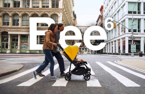2020 Bugaboo Bee 6 compact stroller