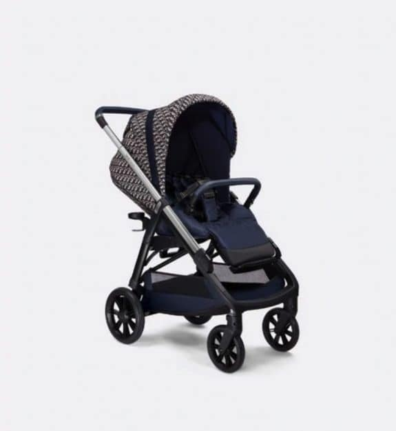 Dior X Inglesina Luxurious Stroller - front