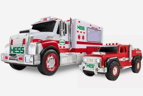 Hess 2020 Ambulance and Rescue Playset
