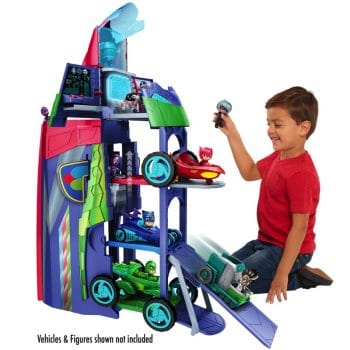 Just Play PJ Masks Transforming 2 in 1 Mobile HQ
