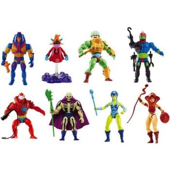 Master of the universe characters