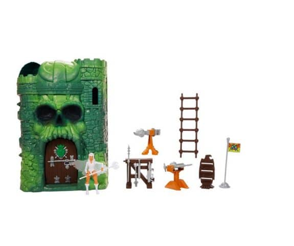 Masters of the Universe Castle Grayskull Playset