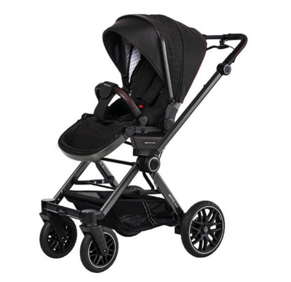 Hartan Mercedes AMG Stroller - seat facing out