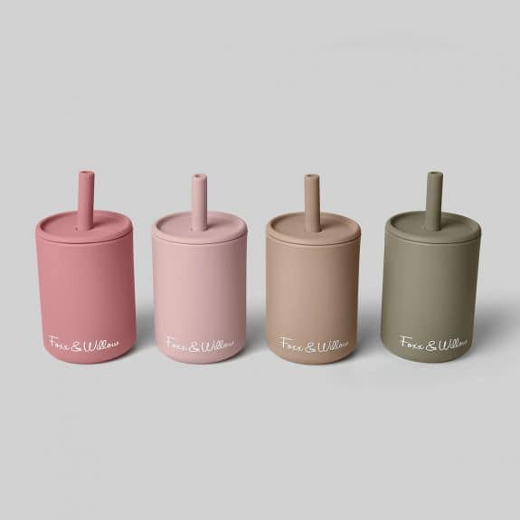 Foxx and Willows Silicone Infant Feeding Collection