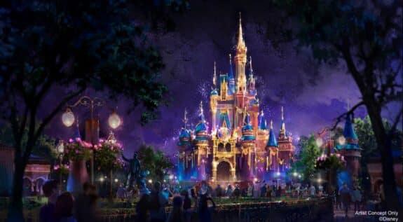 Cinderella Castle Beacon of Magic