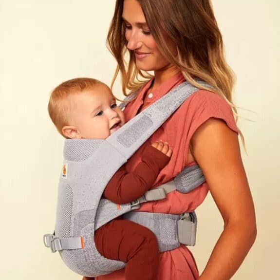 ErgoBaby Aerloom Baby Carrier