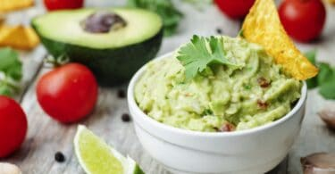 Game Day Homemade Guacamole! Step by Step Recipe