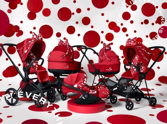 Jeremy Scott Petticoat Cybex collection - entire collection