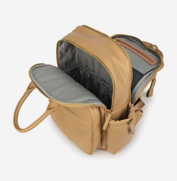 JuJuBe New Million Pockets Backpack - both pockets