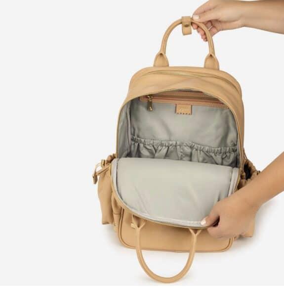 JuJuBe New Million Pockets Backpack interior pockets