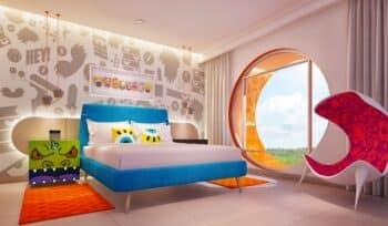 Nickelodeon Hotels & Resorts Riviera Maya - Big Kahuna bedroom