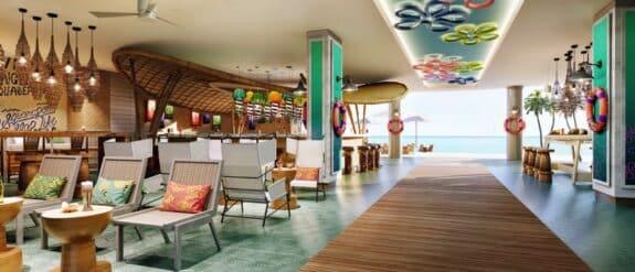 Nickelodeon Hotels & Resorts Riviera Maya Bikini Bottom
