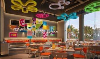 Nickelodeon Hotels & Resorts Riviera Maya Nick Bistro I