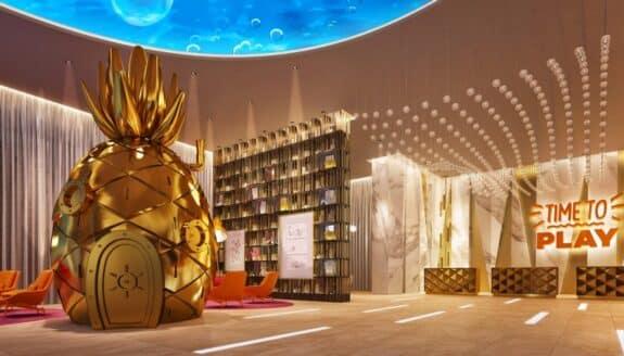 Nickelodeon Hotels & Resorts Riviera Maya - lobby