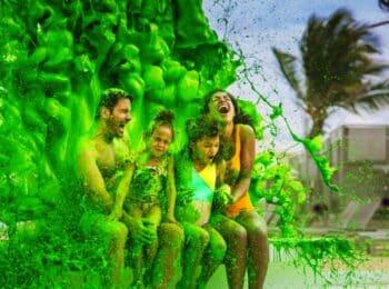 Nickelodeon Hotels & Resorts Riviera Maya - slime