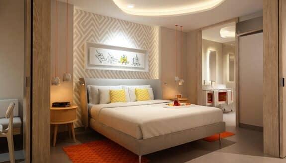 Nickelodeon Hotels & Resorts Riviera Maya suite