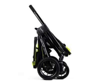 Pivot Xplore All-Terrain Stroller Wagon folded