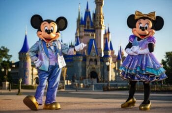 The World's Most Magical Celebration at Walt Disney World Resort