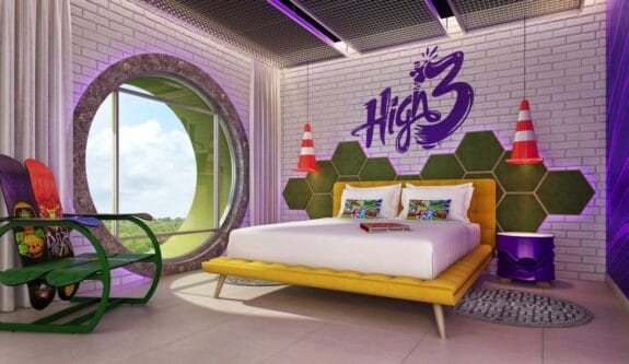 Turtle Lair Suite Nickelodeon Hotels and Resorts Riviera Maya