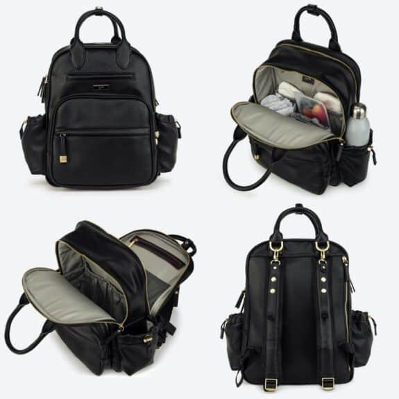 jujube million pockets bag black