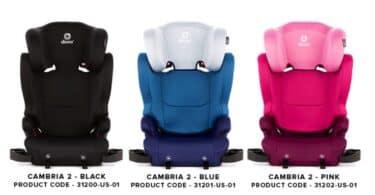 2020 CAMBRIA 2 BOOSTER SEAT RECALL