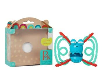 B. TOYS FIREFLY FRANK TEETHER SAFETY RECALL