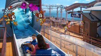 Disney Wish – AquaMouse