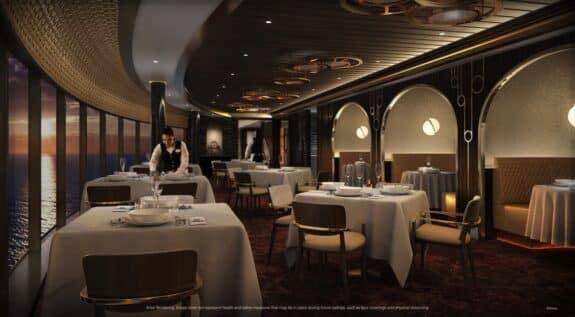 Disney Wish – Palo Steakhouse