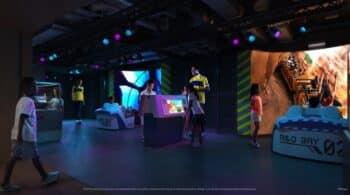 Disney Wish – Walt Disney Imagineering Lab