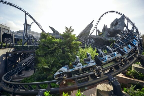 Jurassic World VelociCoaster Islands of Adventure FLorida