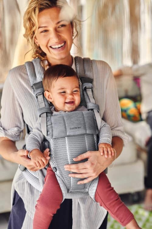 BABYBJORN Announces New Baby Carrier Harmony