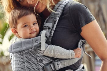 BABYBJORN Announces New Baby Carrier Harmony parents
