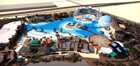 Crystal Lagoons Island Resort