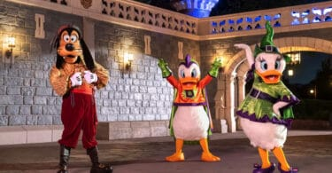 Disney After Hours BOO BASH Debuts Aug. 10 at Magic Kingdom Park