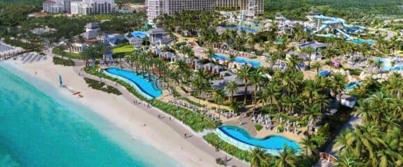Baha Mar resort Baha Bay