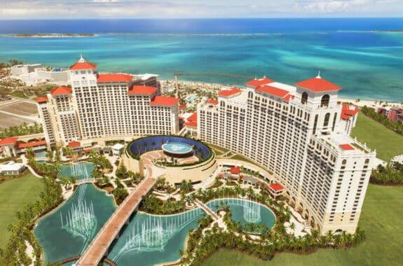 Baha Mar resort Bahamas