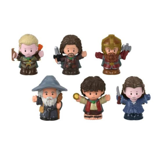 Fisher-Price Little People Collector Lord Of The Rings