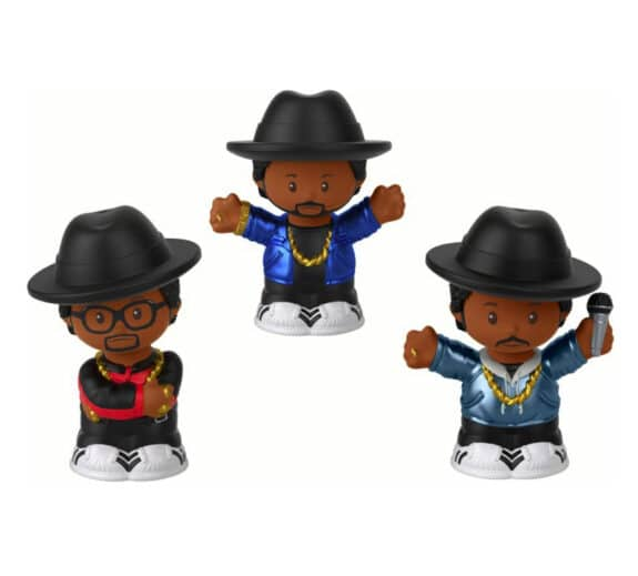 Fisher-Price Little People Collector Run DMC