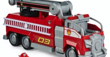 PAW Patrol Movie Marshall's Transforming City Fire Truck