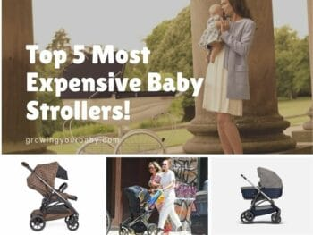 Top 5 Most Expensive Baby Strollers!