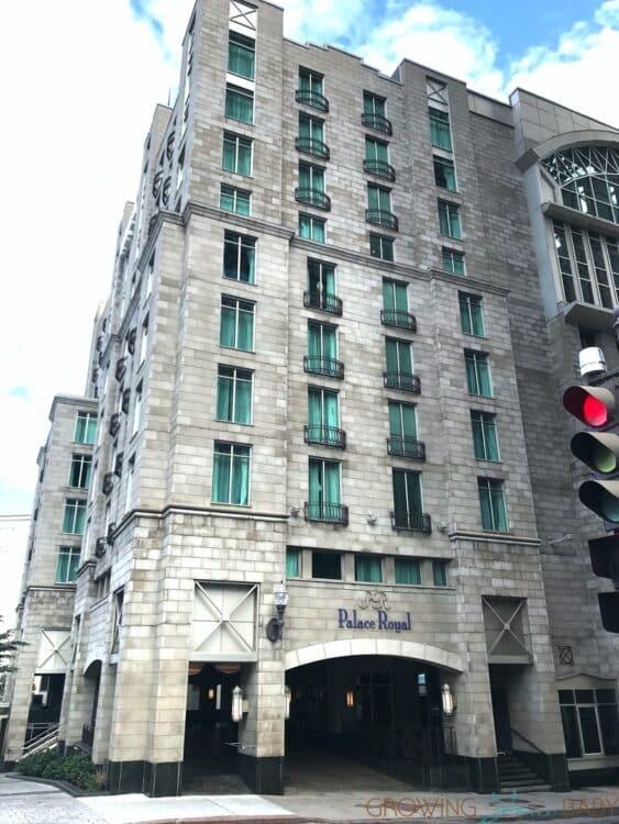 Hotel Palace Royal Centre-Ville Quebec City